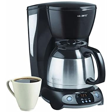 Jarden Consumer Solutions TFTX85-NP Mr. Coffee 8 Cup Thermal Programmable Coffeemaker