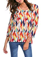 FRENCH CODE Blusa Eden (Multicolor)