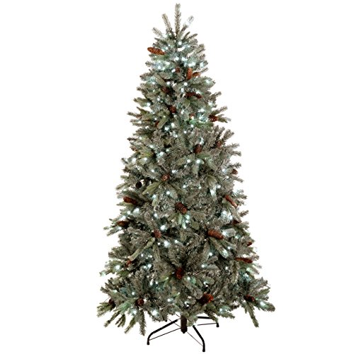 werchristmas-pre-lit-edwardian-spruce-pre-lit-multi-function-christmas-tree-with-350-led-lights-6-ft