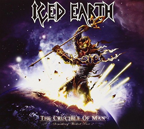 Iced Earth - The Crucible Of Man: Something Wicked, Part 2 - Zortam Music