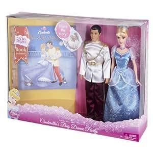 Disney Princess Cinderella's Big Dance Party Set