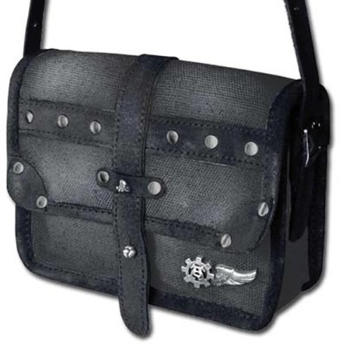 Alchemy Empire: Steampunk Empire 'Captainette' Leather Purse