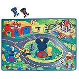 Mickey & Donald Play Mat & Vehicles Play Set - 3-Pc