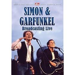 Simon & Garfunkel Broadcasting Live