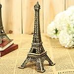 10cm High Bronze Alloy Paris Eiffel T...