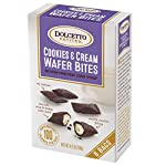 Cookies and Cream Dolcetto Wafer Bites