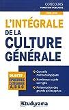 echange, troc Pierre Lièvre, Laurence Brunel, Collectif - L'intégrale de la culture générale