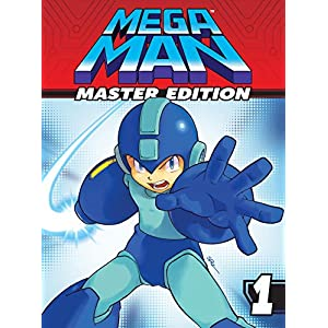 Mega Man: Master Edition Vol. 1
