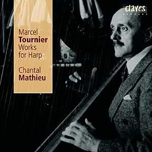 Tournier: Harp Recital