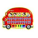 Skykidz School Bus, Multi Color