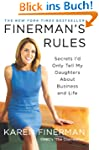 Finerman's Rules: Secrets I'd Only Te...