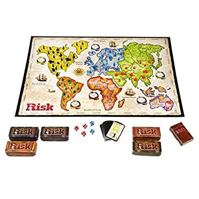 Risk Board Game The Game Of Global Domination from Hasbro