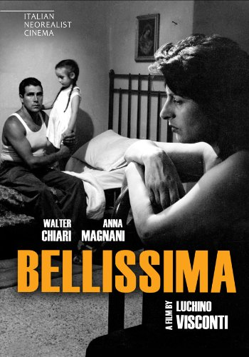 Cover art for  Bellissima
