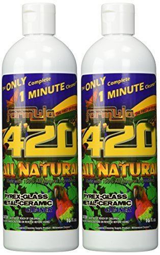 all-natural-formula-420-pirex-glass-metal-ceramic-cleaner-2-bottles-16-ounces-each
