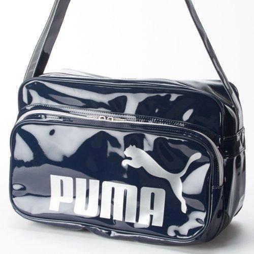 プーマ(PUMA) エナメルバッグ(TS シャイニー タイプ B ショルダー L)