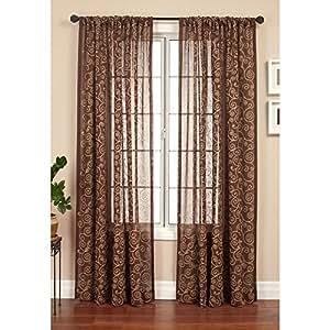 Softline Halia Window Curtain Panel Window