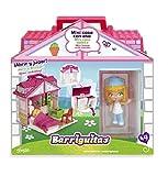 Barriguitas - Mini casa con muñeca (Famosa 700011188)