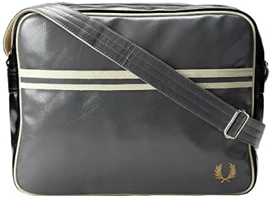 Fred Perry - Sac Messenger Fred Perry Classic Shoulder / Grey