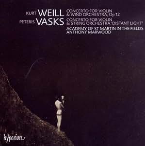 """Concerto pour violon op.12 - Concerto pour violon """"distant light"""""""