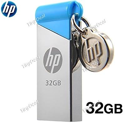HP V215b Waterproof Shockproof 32GB USB2.0 U Disk USB Flash Drive USB Pen Drive EUD-327717