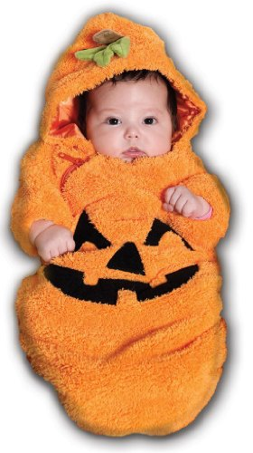 Pumpkin Bunting Costume - Baby Bunting