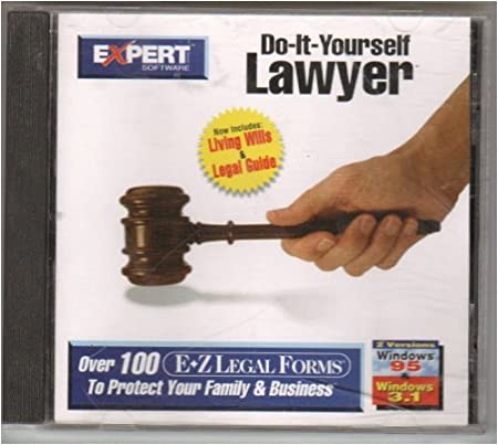DO-IT YOURSELF LAWYER (CD-ROM) BY EXPERT SOFTWARE
