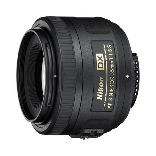 Nikon AF-S DX NIKKOR 35mm f/1.8G Lens with Auto Focus for Nikon DSLR Cameras (35mm Developer compare prices)