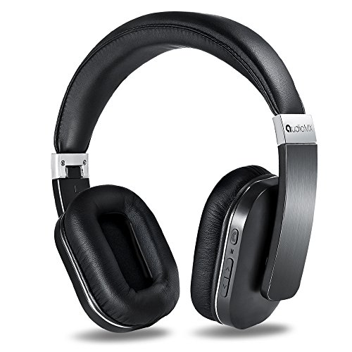 AudioMX-Wireless-Bluetooth-40-Over-Ear-Headphones-Noise-Isolating-Headset-with-Built-in-Microphone