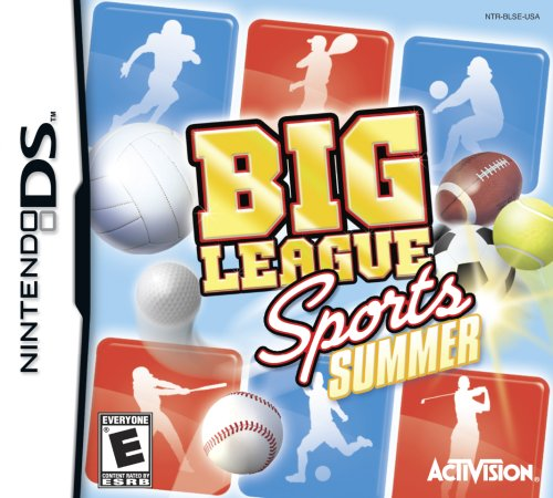 Big League Sports: Summer Sports – Nintendo DS