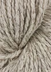 Plymouth - Taria Tweed Knitting Yarn - Natural (# 2758)