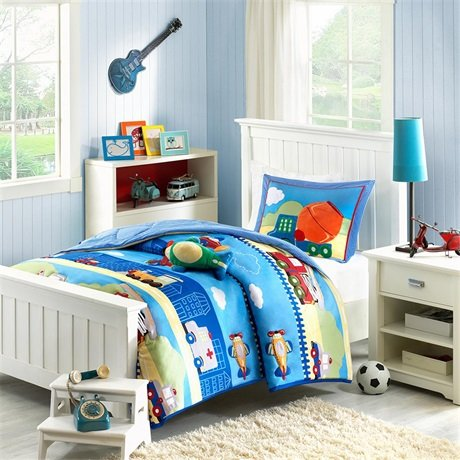 Boys Full Size Bedding Sets 1325 front