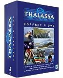 Thalassa Coffret 8 DVD : L'inde de la mer et des hommes / Couleurs de mer / Tour de France du littoral vu du ciel / La Polynésie vue du ciel / Abysses le dernier continent-
