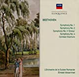Beethoven: Sym Nos 1-4/Coriolan Overture