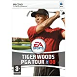 Tiger Woods PGA Tour 08 (Mac/DVD)by Electronic Arts