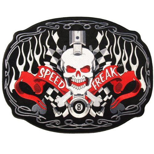 Hot Leathers Speed Freak Patch (4