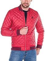 Giorgio Di Mare Chaqueta Guateada (Rojo)