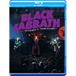 Black Sabbath Live... Gathered In Their Masses Blu Ray [Blu-ray]