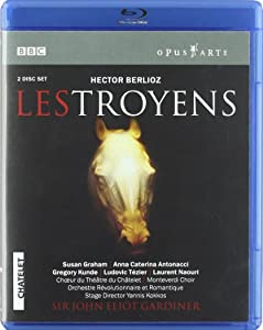 Hector Berlioz - Les Troyens Theatre Du Chatelet Paris 2003 Blu-ray 2010 by OPUS ARTE