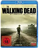 The Walking Dead - Die komplette zweite Staffel [Blu-ray] [Limited Edition]