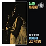 Live At The 1971 Monterey Jazz Festivalpar Sarah Vaughan