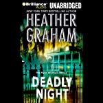 Deadly Night: The Flynn Brothers Trilogy, Book 1 (       UNABRIDGED) by Heather Graham Narrated by Phil Gigante
