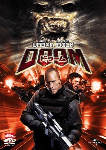 DOOM/ドゥーム 【ベスト・ライブラリー 1500円:アクション特集】 [DVD]