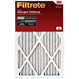 Filtrete Micro Allergen Defense Filter, MPR 1000, 15 x 20 x 1-Inches, 6-Pack