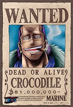 wanted posters from one piece ONE PIECE