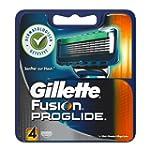 Gillette Fusion ProGlide Klingen 4 St�ck