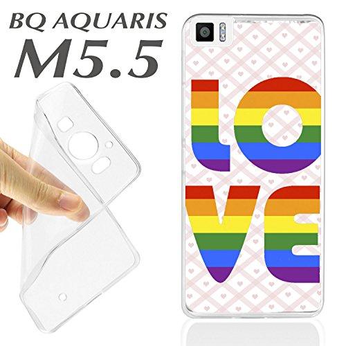 k218-funda-carcasa-bq-aquaris-m55-m-55-blanda-gel-tpu-love-gay-amor-colores-corazones