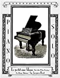 Le petit ane blanc (The little white donkey) - Piano Solo