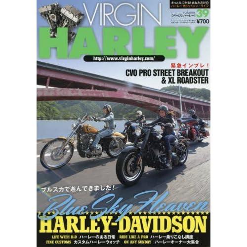 VIRGIN HARLEY(バージンハーレー) 2016年 07 月号 [雑誌]