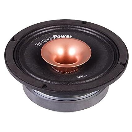 Precision-Power-PM2.654-6.5-Inch-2-Way-Pro-Audio-Series-Car-Speaker,-Set-of-1