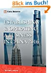 Establishing & Operating a Business i...